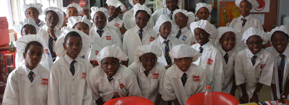 TVC STUDENTS ON LEARNING VISIT TO GUINESS NIGERIA PLC-DIAGEO AFRICA