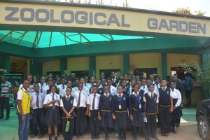 TVC COMMUNITY VISITS THE HISTORIC UNIVERSITY OF IBADAN ZOOLOGICAL GARDEN