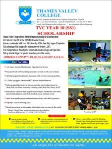 scholarship offer 2